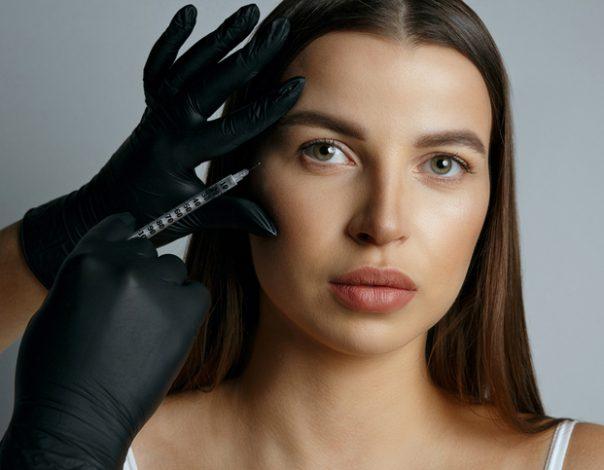 Women Receiving Injection